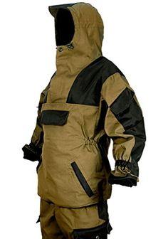 Gorka-4 Russian Spetsnaz Mountain Suit Anorak Camo Green X-Large Bars http://www.amazon.com/dp/B00Z2A64IA/ref=cm_sw_r_pi_dp_1vmMvb073CWYC