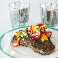 Grilled T-bone Steak (via www.foodily.com/r/VqKB37Xex)