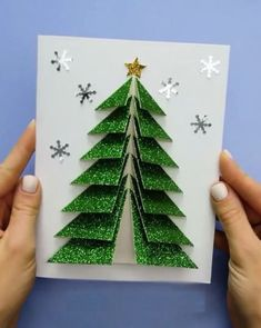 Creative ideas about paper crafts and pop up cards ideas. The post Christmas Pop up Cards 🎄 appeared first on Pinova. Diy Arts And Crafts, Christmas Projects, Creative Crafts, Holiday Crafts, Paper Crafts, Diy Crafts, Creative Ideas, Handmade Crafts, Diy Ideas