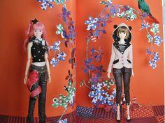 Одежда для кукол Doll Coordinate Recipe 10. Обсуждение на LiveInternet - Российский Сервис Онлайн-Дневников