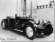 1930 Avions Voisin C20. Cabriolet Myrte V12.