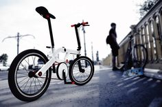 SPACE the URBAN FOLDING BICYCLE