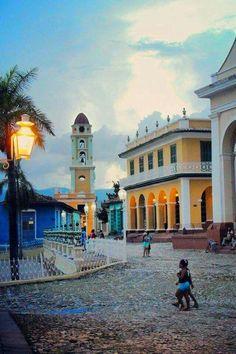 Découvrez Trinidad à Cuba
