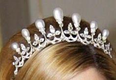"""""""MIS JOYAS REALES"""": Holanda: Tiara de la Reina Ana"""