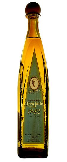 Don Julio 1942 Anejo Tequila 750ml (If only it weren't so expensive - it's so yummy!)