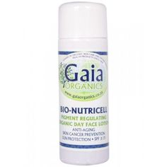 Gaia Organics Bio Nutricell Day Face Lotion Face Lotion, Price Comparison, Gaia, Anti Aging, Organic, Beauty, Collection, Beauty Illustration