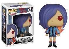 Funko POP! Anime Tokyo Ghoul Touka Vinyl Action Figure 62-- MY DAUGHTER