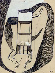 Louise Bourgeois, Femme Maison