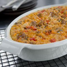 Savory Oatmeal Bake Savory Oatmeal Recipes, Oats Recipes, Baking Recipes, Breakfast Recipes, Breakfast Ideas, Savory Foods, Vegan Breakfast, Breakfast Casserole, Vegan