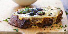 20 Minuten - Käseschnitte mit Trauben - News