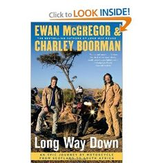 Long Way Down by Ewan McGregor and Charley Boorman