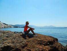 each ready! - This is Sivylla Voss Water, Beach Tops, Beach Ready, What To Pack, Sandy Beaches, Bikinis, Swimwear, Greece, Swimsuit