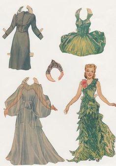 Lana Turner from Ziegfeld Girls
