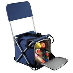 Johns Cross Motorcaravan and Camping Centre  - Campingaz Seat and Cooler Camping Chair, £8.99 (http://www.johnscross.co.uk/products/campingaz-seat-and-cooler.html)