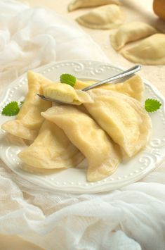 Polish Recipes, Polish Food, Dumplings, Apple Pie, Pancakes, Cooking Recipes, Ethnic Recipes, Desserts, Polish Food Recipes