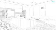 Liziera Apartament design