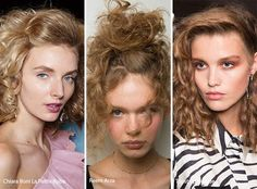 Spring/ Summer 2017 Hairstyle Trends: Voluminous Coifs & '80s Hair