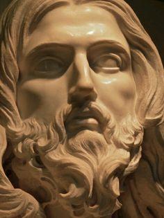 BERNINI Gian Lorenzo - Italian (Naples 1598-1680 Rome) ~ Cristo Salvatore- Basilica di San Sebastiano Tuscany