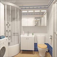 Tiny apartment - bathroom