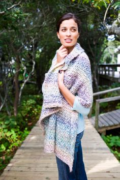 Know someone who is going through a rough time, and want to send them a gift of condolences, make a prayer shawl! You don't pray? No problem! Kathryn Vercillo shares some practices for the nonreligious who'd like to make a prayer shawl.