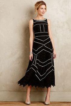 Leifsdottir Tasman Midi Dress