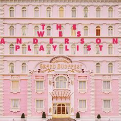 Playlist: Songs from Wes Anderson films, artists including The Beach Boys & The Velvet Underground