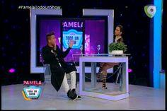 Entrevista a Silvio Mora por Pamela Sued en Pamela Todo un Show