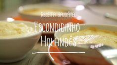 Escondidinho de batata e carne moída | Receitas Saudáveis - Lucilia Diniz