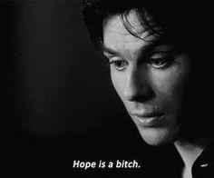 The Vampire Diaries Quotes ♥ (Ignore Damon's cussing..)