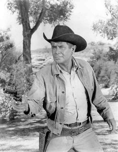Glenn Ford in Heaven with a Gun (1969).