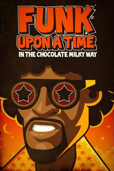 Funk upon a time - Bootsy poster Mode Disco, Parliament Funkadelic, Funk Bands, Disco Funk, Soul Funk, Soul Jazz, Music Illustration, Black Cartoon, Hip Hop Art