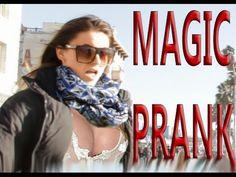 Street Magic Prank GONE SEXUAL/WRONG