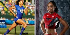 5 Leg And Butt Moves Olympic Sprinter Allyson Felix Swears By