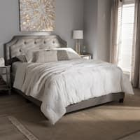 Shop The Gray Barn Whitegrit Contemporary Upholstered Bed - On Sale - Overstock - 20543792 White Bedroom Furniture, Ikea Bedroom, Bedroom Furniture Stores, Home Decor Bedroom, Bedroom Ideas, Master Bedroom, Furniture Outlet, Online Furniture, Bedroom Small