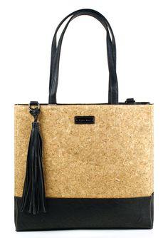 Cecilia Cork Tote Bags