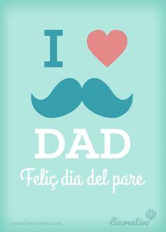 Día del padre! #dad #padre #moustache