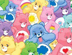 Care Bears Facebook Timeline Cover (2014)