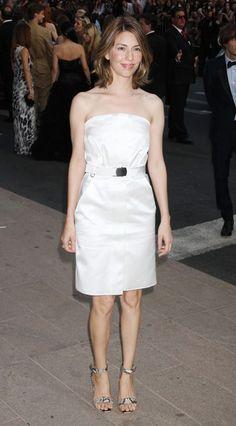 Sofia Coppola - Celebrities Attend The 2011 CFDA Awards
