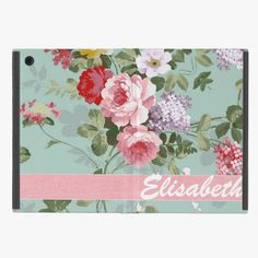 Love it! This Elegant Girly Pink Red Roses Monogram iPad Mini Cases is completely customizable and ready to be personalized or purchased as is. It's a perfect gift for you or your friends.