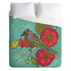 DENY Designs Valentina Ramos Contented Constance Duvet Cover Collection