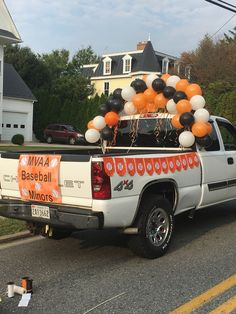 14 Top Cheer Parade Float Images Homecoming Floats Homecoming