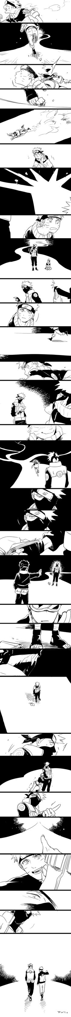 Naruto (this art is perfect...)