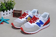 Men And Women New Balance 576 NB576 Shoes m576 Lovers Gray/Blue|only US$65.00 - follow me to pick up couopons.