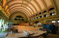 Will a roller coaster and Ferris wheel revive Union Station? : Business