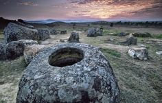 The Plain Jars – Laos, Most Mysterious