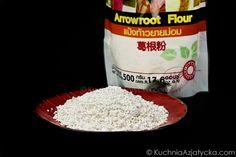 Mąka ararutowa bez glutenowa