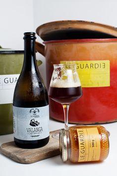 le guardie miele birra