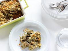 Artichoke Gratinata recipe from Giada De Laurentiis via Food Network