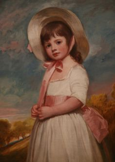 """""""Miss Juliana Willoughby""""  --  1781-83  --  George Romney  --  British  --  Oil on canvas  --   National Gallery of Art  --  Washington, DC"""