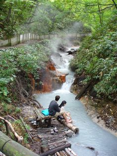 Noboribestu Onsen, cleanse the mind, body, and soul